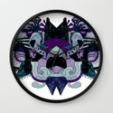 ILLUSTRATED DREAMS (CAN YOU SEE A BEAR? )3 Wall Clock