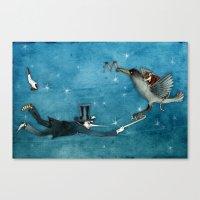 Dream - The Escape Canvas Print