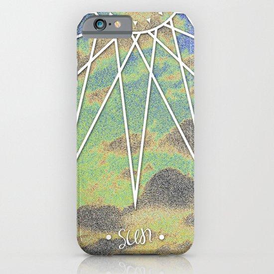 Solarized Burst iPhone & iPod Case