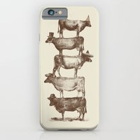 Cow Cow Nuts iPhone 6 Slim Case