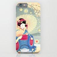 Turning Japanese iPhone 6 Slim Case