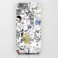 Sketches iPhone 6 Slim Case