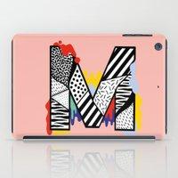 M for ... iPad Case