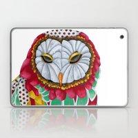 Owl Aura. Candy Colored … Laptop & iPad Skin