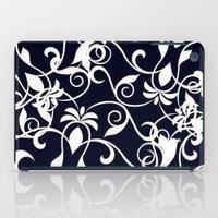 flower pattern? iPad Case