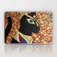 Egyptian Cat Laptop & iPad Skin