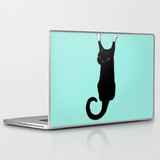 Hang Laptop & iPad Skin