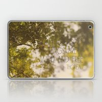 All Good Things Laptop & iPad Skin