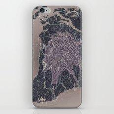 Olympic Peninsula iPhone & iPod Skin