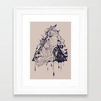 Playful Mind Framed Art Print