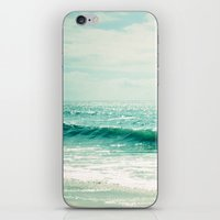 Sea Of Tranquility... iPhone & iPod Skin