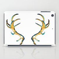 Stag Antlers iPad Case