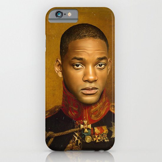 Will Smith - replaceface iPhone & iPod Case