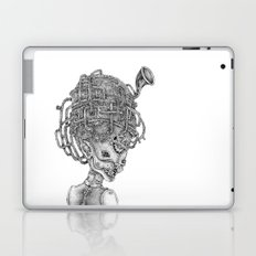 cat choir Laptop & iPad Skin