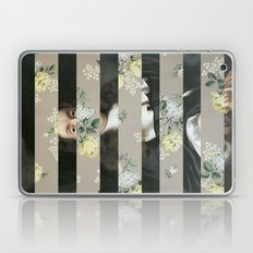 A Portrait With Bars 3 Laptop & iPad Skin