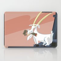 Trashmouth Goat, The Fro… iPad Case