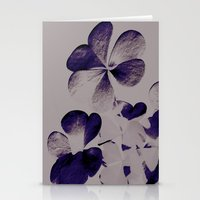 Leaves Of Three, Let It … Stationery Cards
