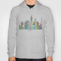 London City Skyline  Hoody