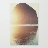 This Is Where I Want To … Canvas Print