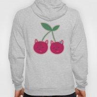 Cherry kitties Hoody