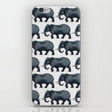 Elepham (Herd of Sheffield) iPhone & iPod Skin