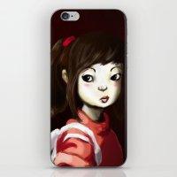 Spirited iPhone & iPod Skin