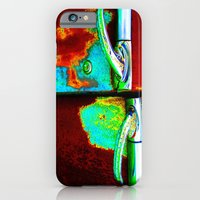 iPhone & iPod Case featuring Suicide Doors by christopher justin gilner photographic