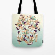 Aobajousai Tote Bag