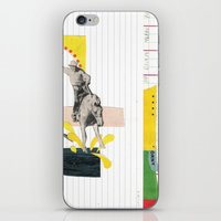 Horse Rider iPhone & iPod Skin