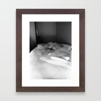 Double Vision II Framed Art Print