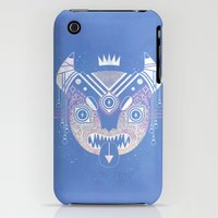 iPhone 3Gs & iPhone 3G Cases featuring Sky Demon by LordofMasks