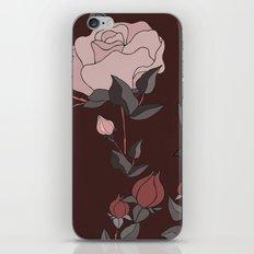 Big Rose Pattern  iPhone & iPod Skin