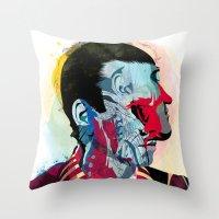 051113 Throw Pillow