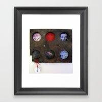 Foto Phrame #1 Framed Art Print
