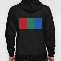 Flag of Mars - High quality authentic version Hoody