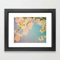 Miami Summer Framed Art Print