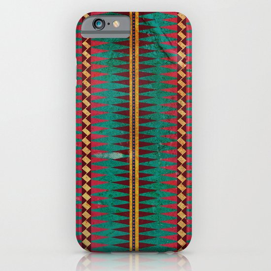 Geo Blanket iPhone & iPod Case