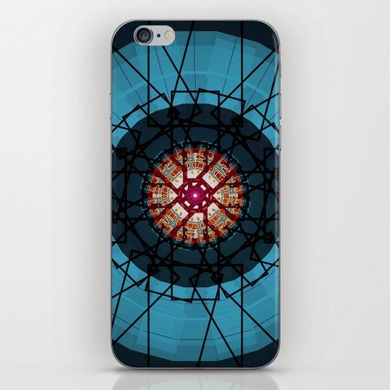 Nexus N°37bis iPhone & iPod Skin