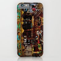 Merry Go Round Paree iPhone 6 Slim Case