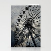 Riesenrad Stationery Cards