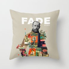 Fade No More Throw Pillow