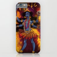 iPhone & iPod Case featuring Kali by Lindsay Turner