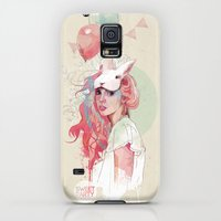 Galaxy S5 Cases featuring Sweet Party by Ariana Perez