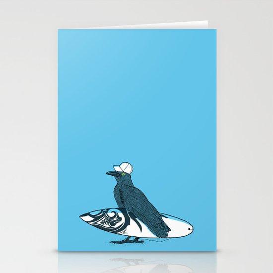 Birdwatch Stationery Card