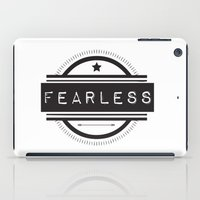 #Fearless iPad Case