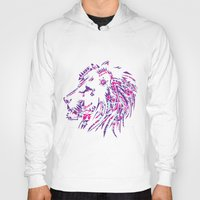 Aztec Lion Hoody