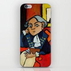 Immanuel Kant iPhone & iPod Skin
