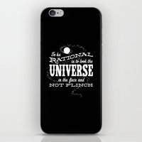 Rationality iPhone & iPod Skin