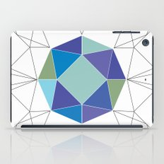 Diamonds are forever iPad Case