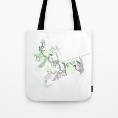 City of Plants Tote Bag